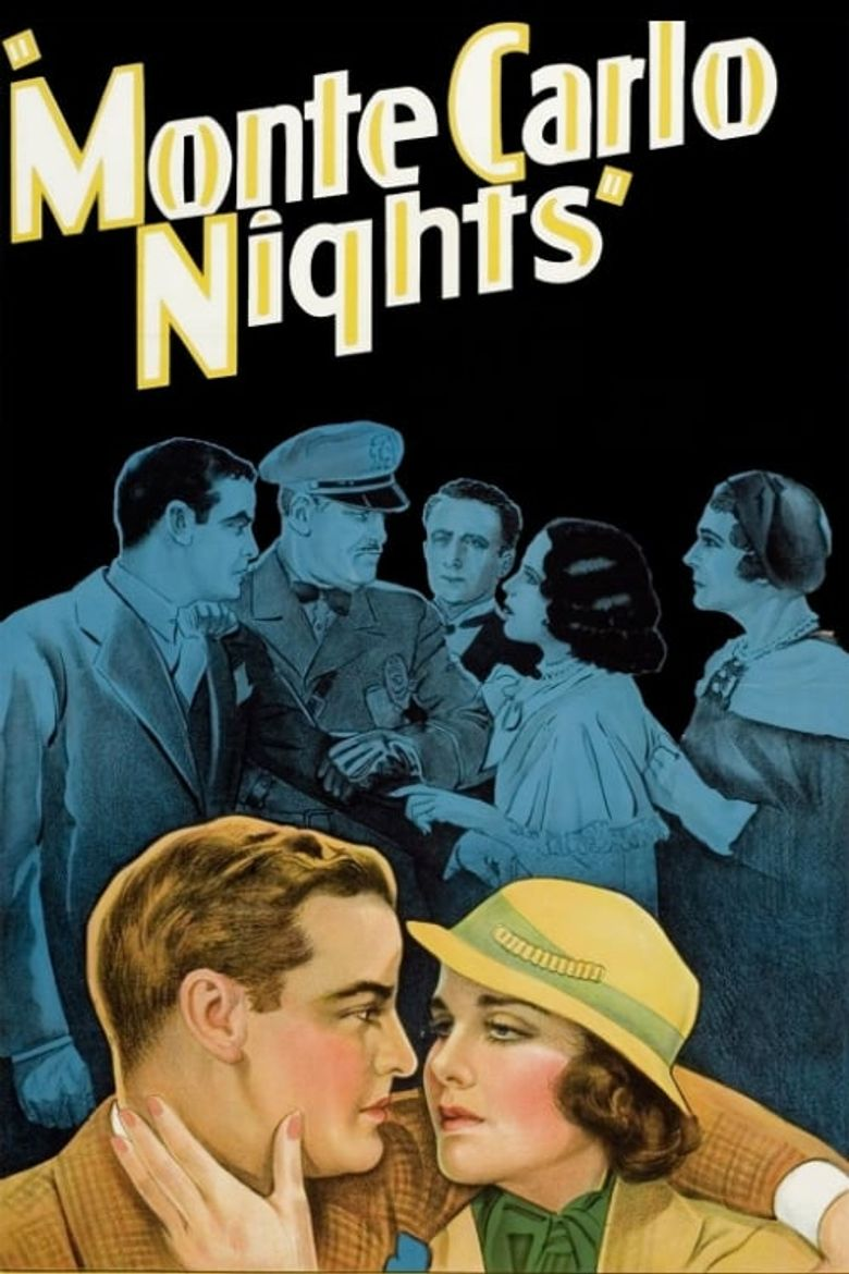 Monte Carlo Nights Poster