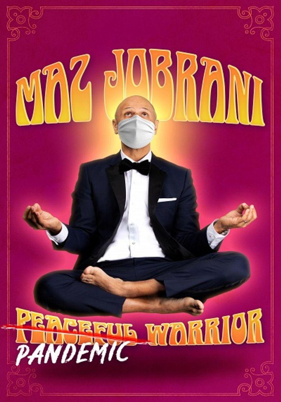 Maz Jobrani: Pandemic Warrior Poster