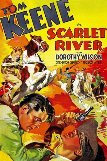 Scarlet River Poster