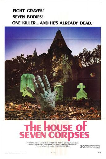 Watch The House of Seven Corpses