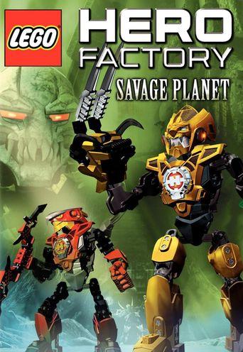 LEGO Hero Factory: Savage Planet Poster