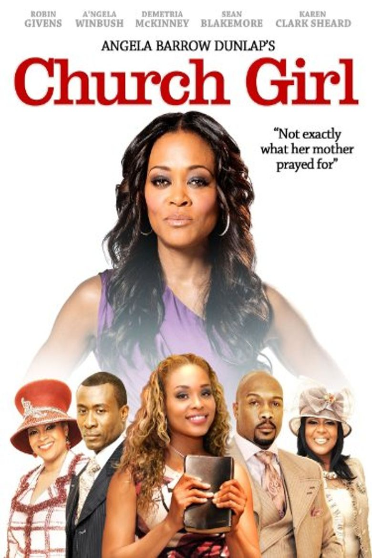 Church Girl Poster