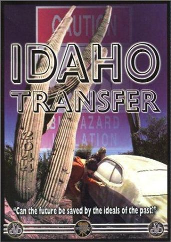 Idaho Transfer Poster