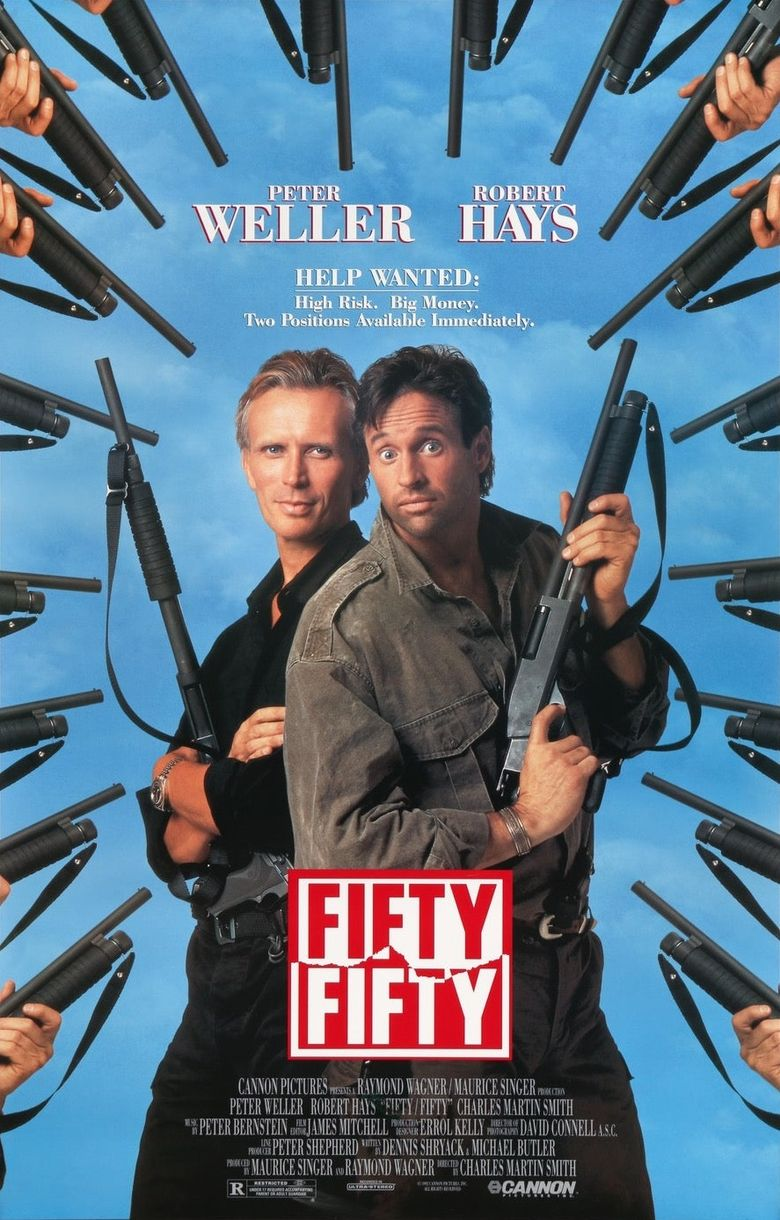 Fifty/Fifty Poster