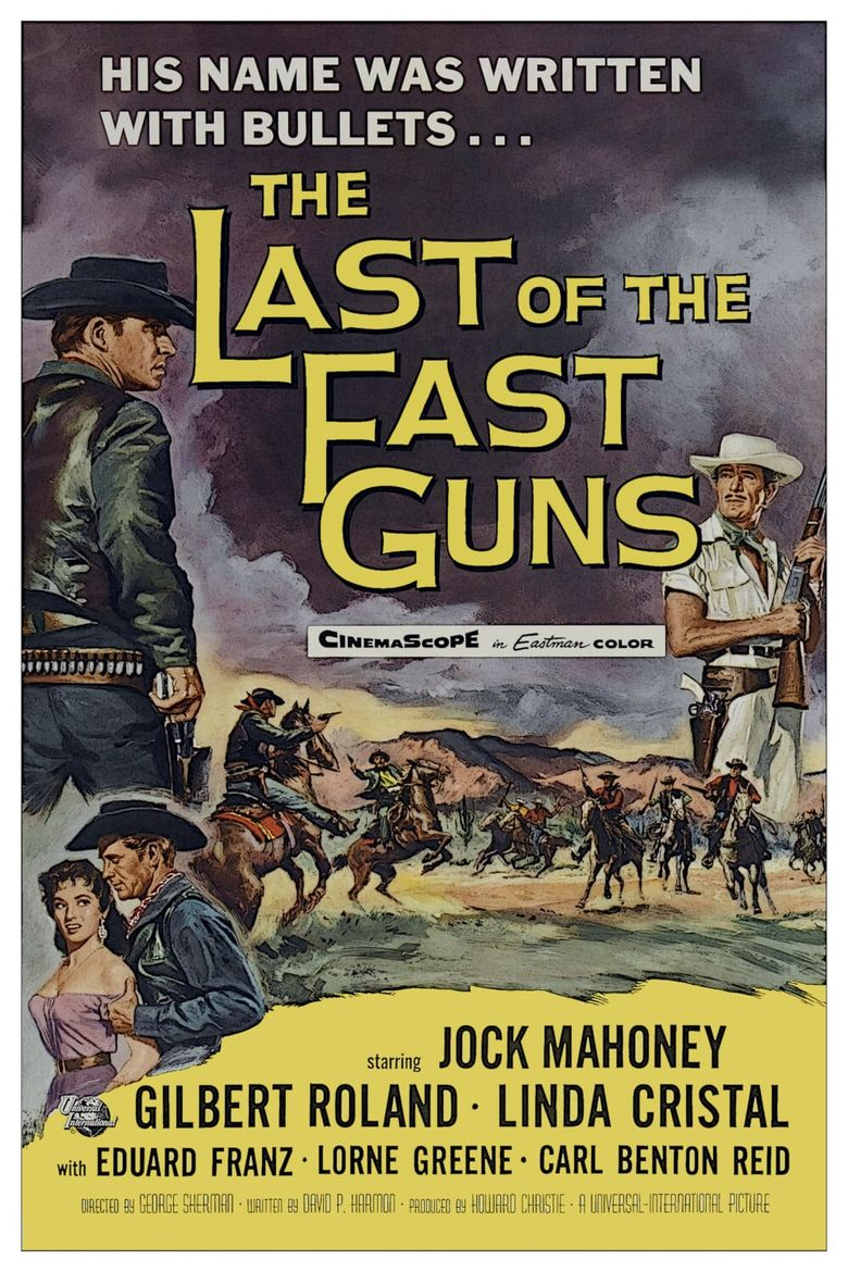 The Last of the Fast Guns Poster