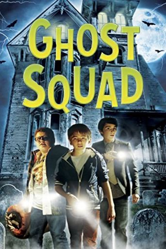 Ghost Squad Poster