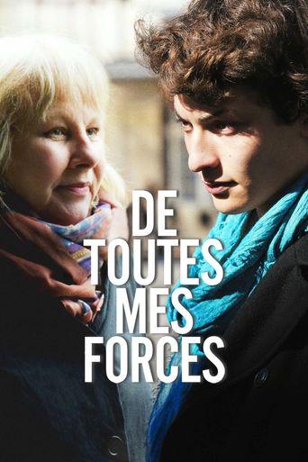 De toutes mes forces Poster