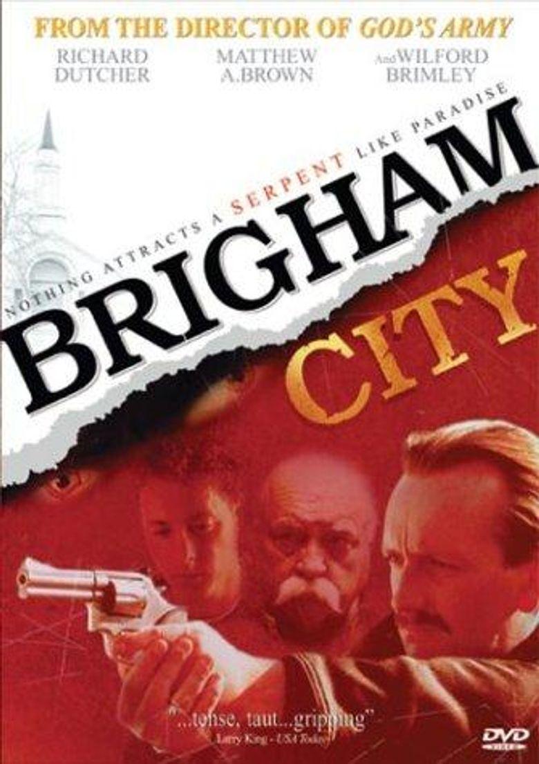 Brigham City Poster
