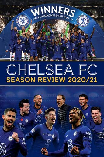 Chelsea FC - Season Review 2020/21 Poster