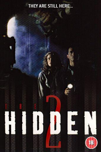 The Hidden II Poster