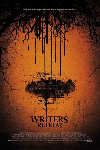 Writers Retreat Poster