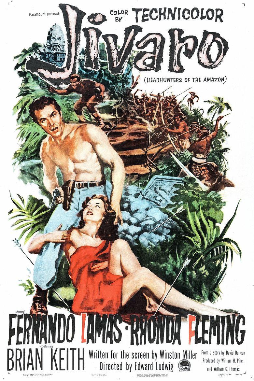 Jivaro Poster