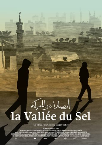 The Valley of Salt Poster
