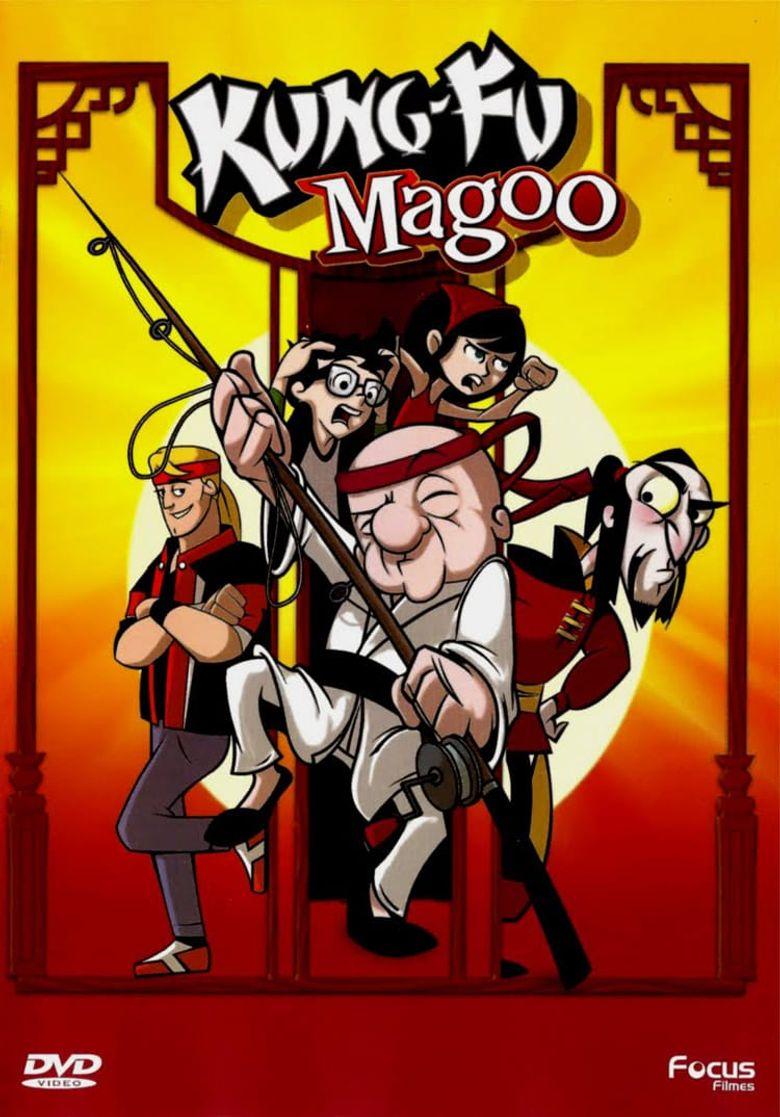 Kung Fu Magoo Poster