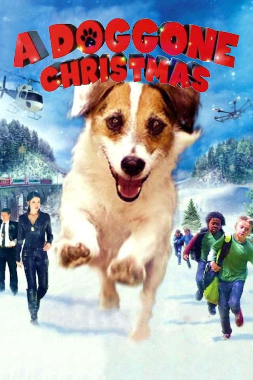 A Doggone Christmas Poster
