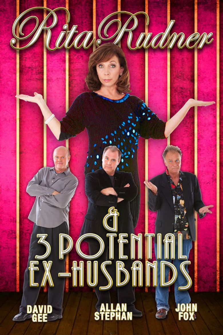 Rita Rudner and 3 Potential Ex-Husbands Poster
