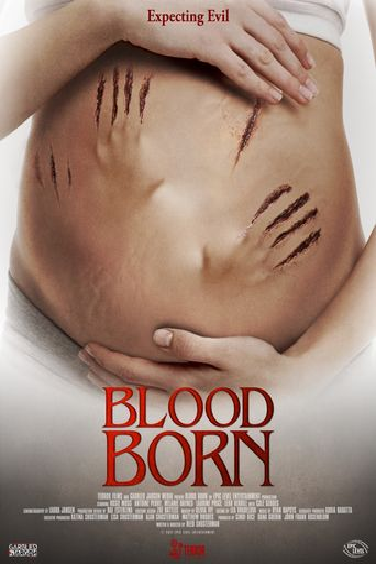 Blood Born Poster