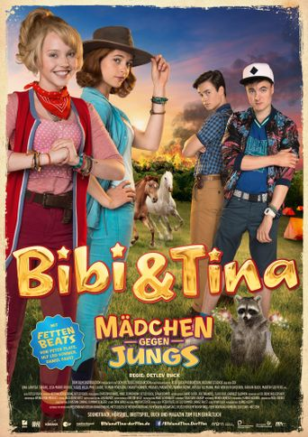 Bibi & Tina: Girls vs. Boys Poster