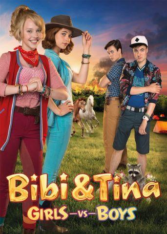 Bibi & Tina: Girls vs. Boys Poster