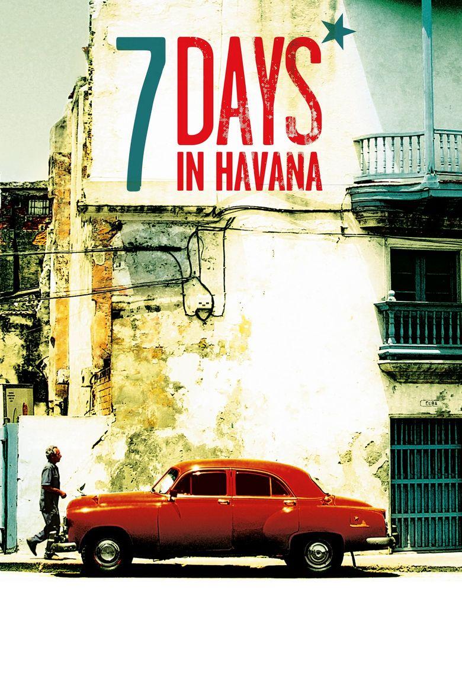 7 Days in Havana Poster