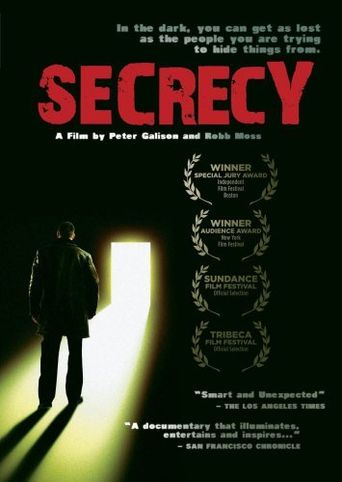 Secrecy Poster