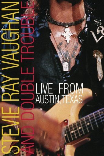Stevie Ray Vaughan: Live from Austin Texas Poster