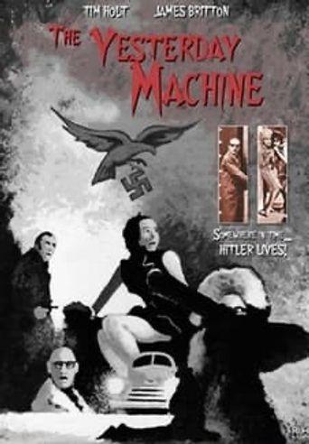 The Yesterday Machine Poster