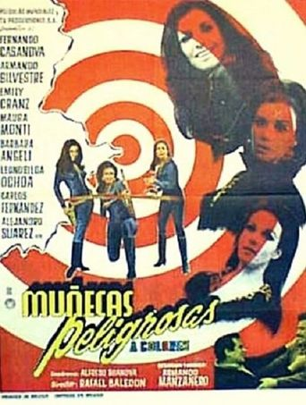 Muñecas peligrosas Poster