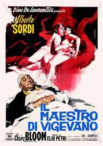 Il maestro di Vigevano Poster