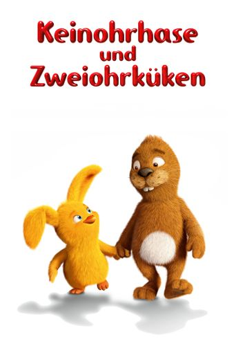 Rabbit Without Ears and Two-Eared Chick Poster