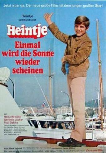 Heintje - Einmal wird die Sonne wieder scheinen Poster