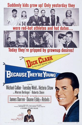 Because They're Young Poster