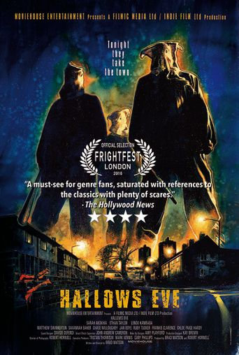 Hallows Eve Poster