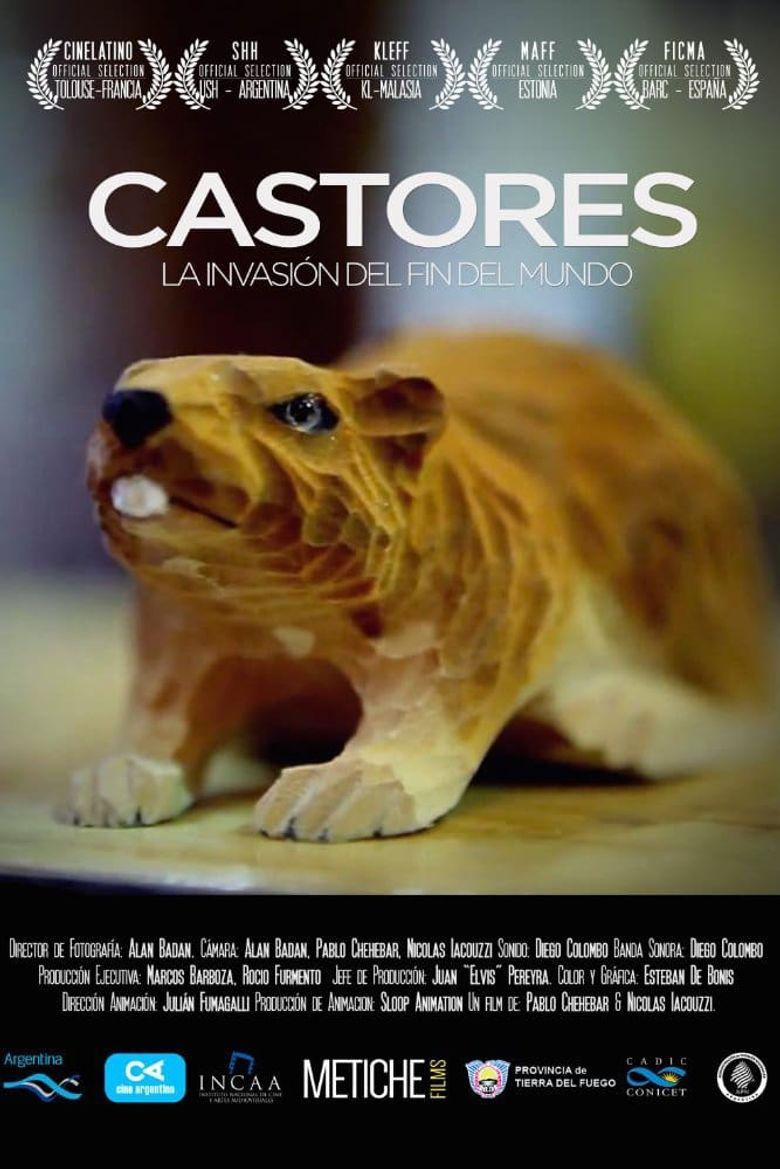 Beavers: Patagonia invaders Poster
