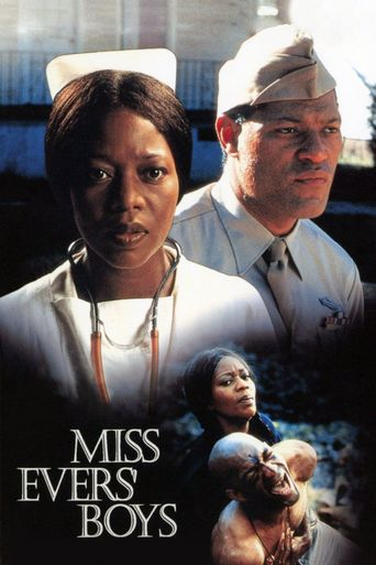 Miss Evers' Boys Poster