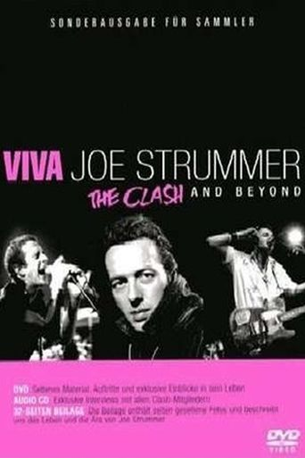 Viva Joe Strummer: The Clash and Beyond Poster