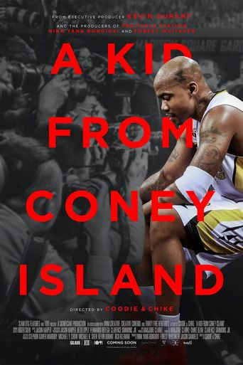 A Kid from Coney Island Poster