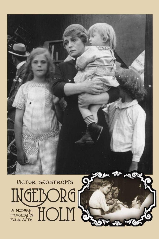 Ingeborg Holm Poster