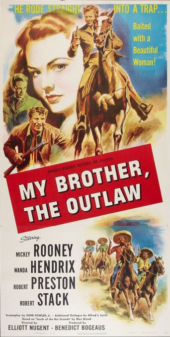 My Outlaw Brother Poster