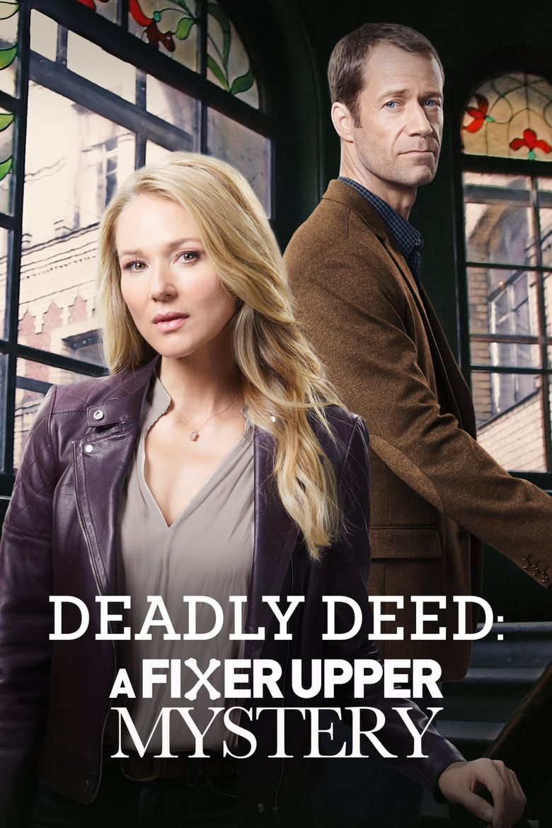 Deadly Deed: A Fixer Upper Mystery Poster