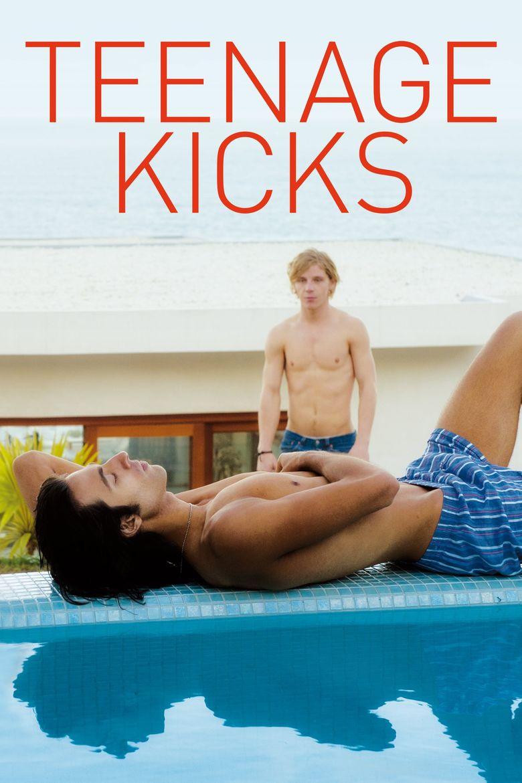 Teenage Kicks Poster