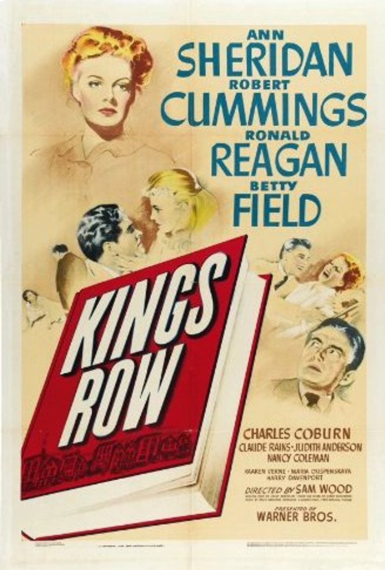 Kings Row Poster