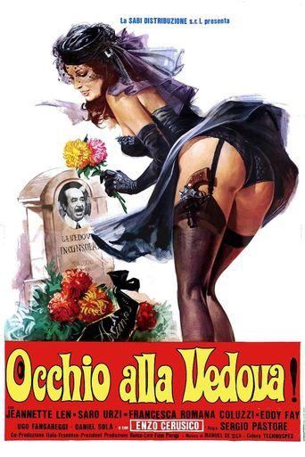 Occhio Alla Vedova! Poster
