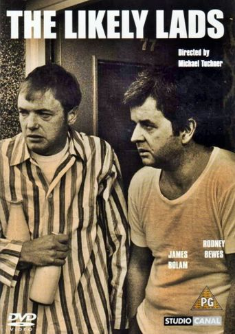 The Likely Lads Poster