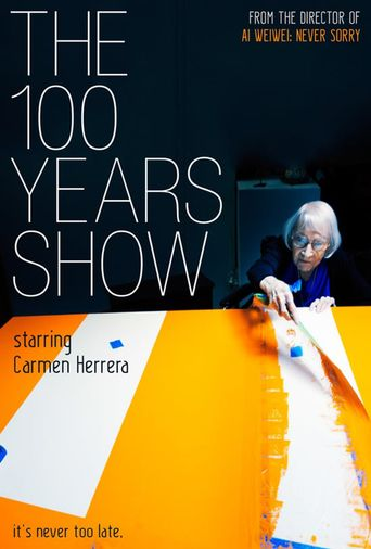 The 100 Years Show Poster