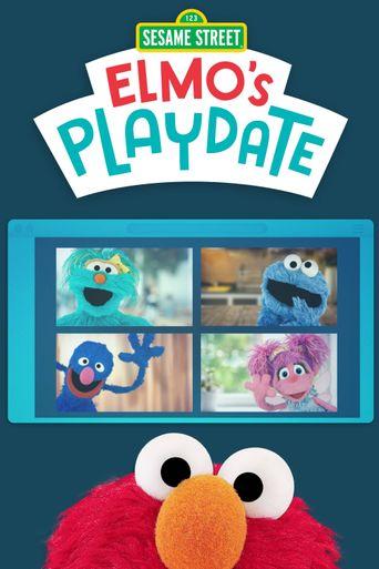 Sesame Street: Elmo's Playdate Poster