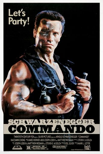 Watch Commando
