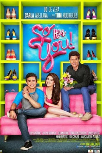 So It's You Poster