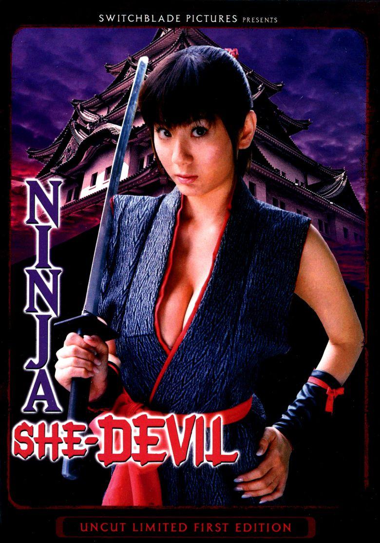 Ninja She-Devil Poster