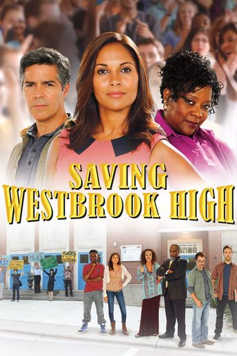 Saving Westbrook High Poster